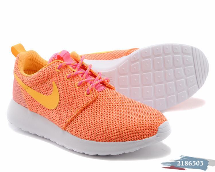 grossiste cf50e 948c5 roshe run rose fluo,Chaussures Nike Roshe Run Homme Noir ...