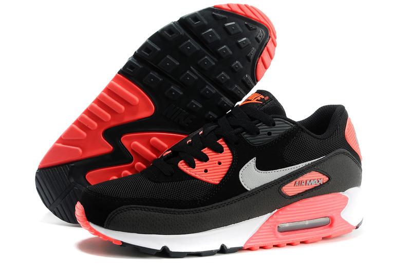 separation shoes 5eb53 fada5 air max noir et orange