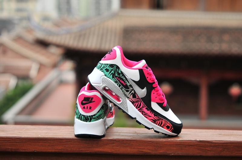 femmes nike air max 90 fleur de rose
