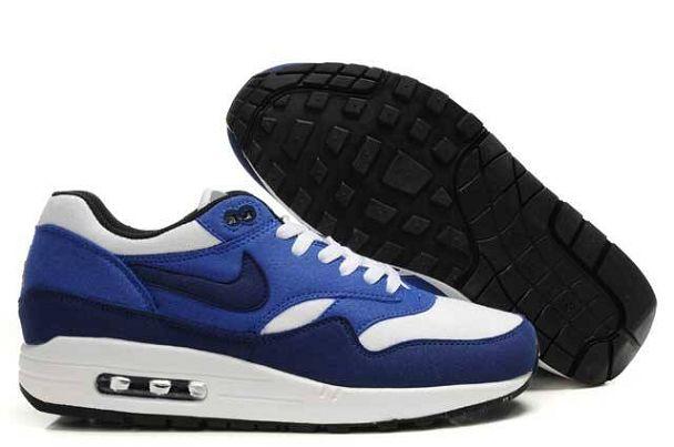 air max 1 bleu marine