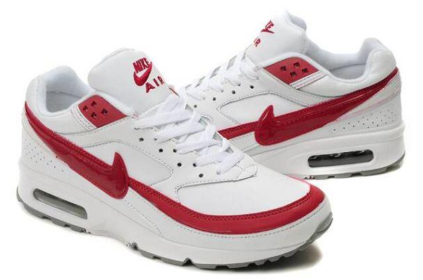 nike air max bw homme chaussures blanc noir 3003