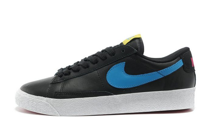 blazer noir low