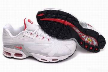 sale retailer designer fashion detailed pictures NIKE AIR MAX TN3 Pas Cher De Homme Blanc Noire Rouge