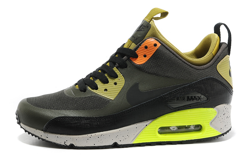 Nike Air Max 90 Léopard Pas Cher
