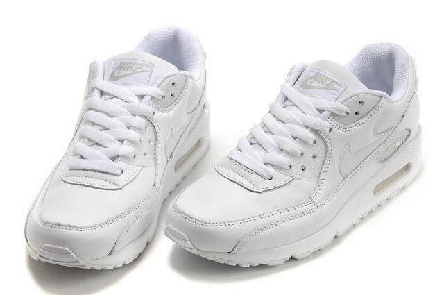 nike air max 90 homme chaussures noir blanc