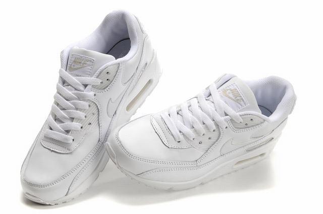 Nike Air Max White Womens