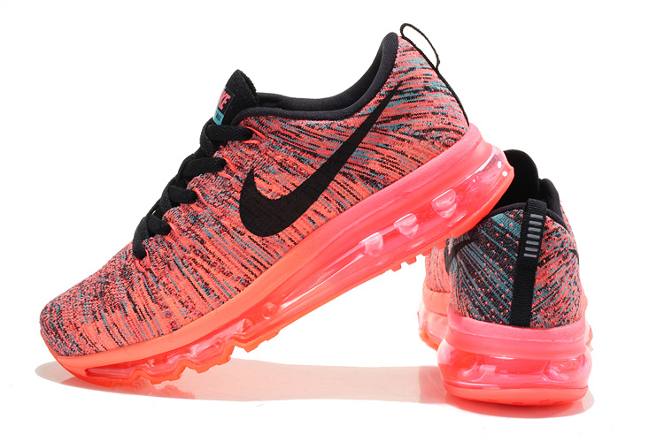 nike flyknit air max femme rose