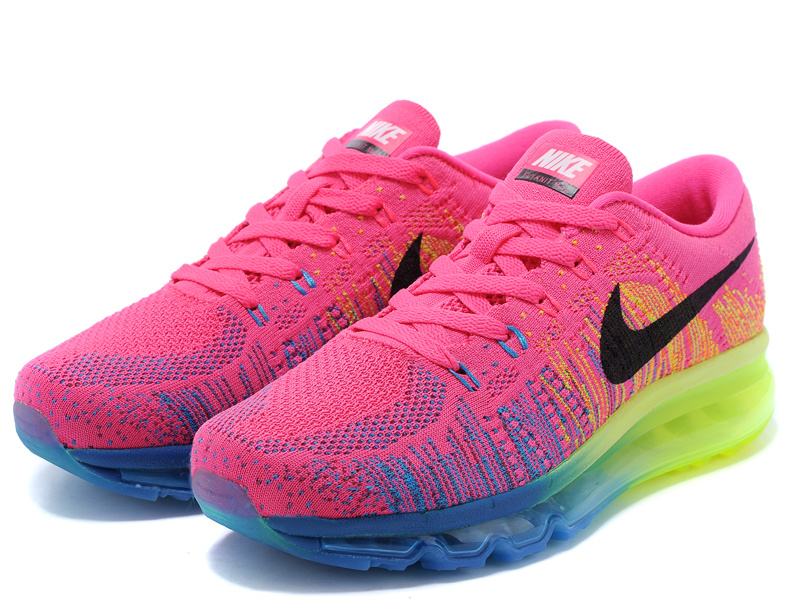 2014 nike flyknit air max femme pas cher