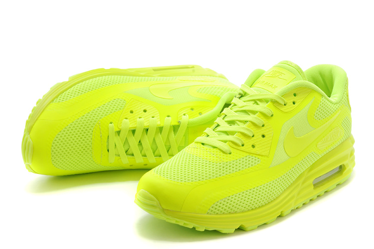 nike homme fluo