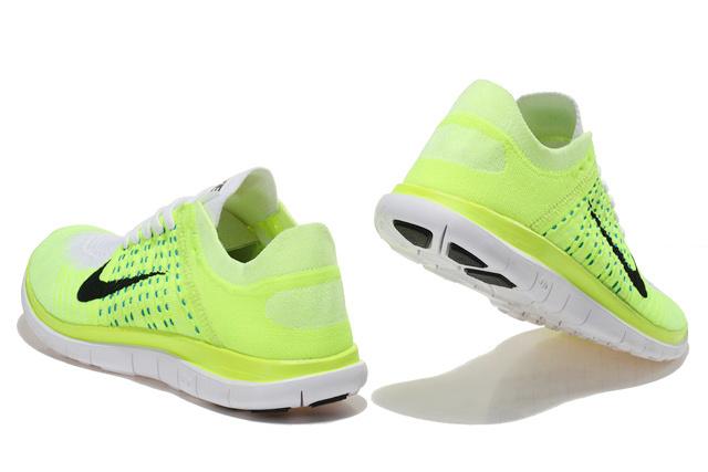 nike chaussures de running free 4.0 flyknit femme