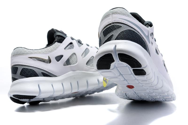 Nike Free Run 2.0 Femme Noir