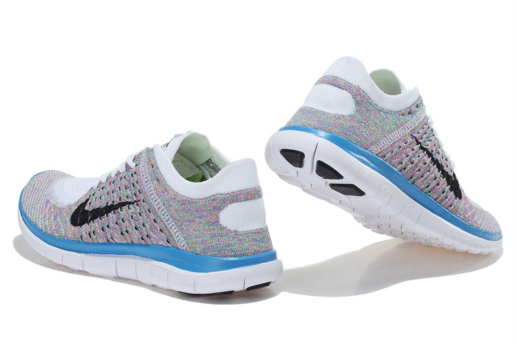 nike chaussures running free run 4.0 flyknit femme