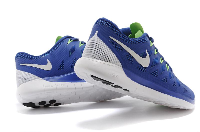 Nike Free 5.0 Homme Bleu