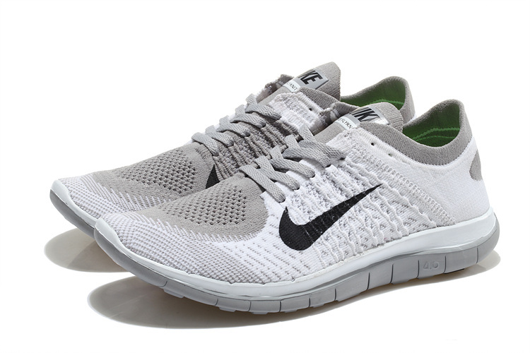 nike chaussures running free run 4.0 flyknit homme