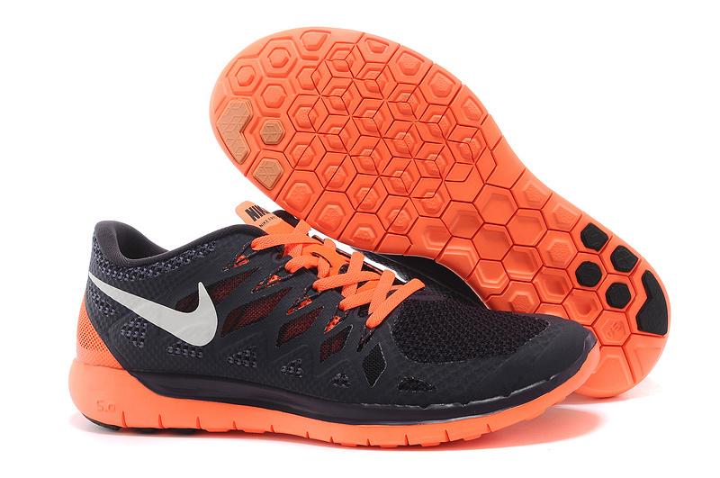 Nike Free 5.0 Noir