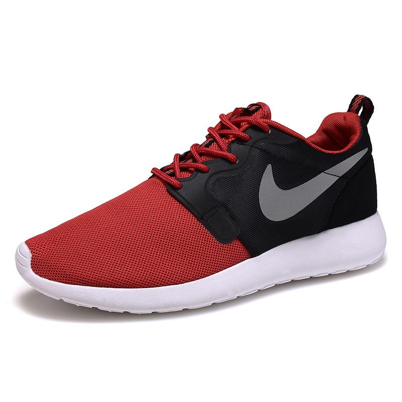 Nike Roshe Run Noir Et Rose