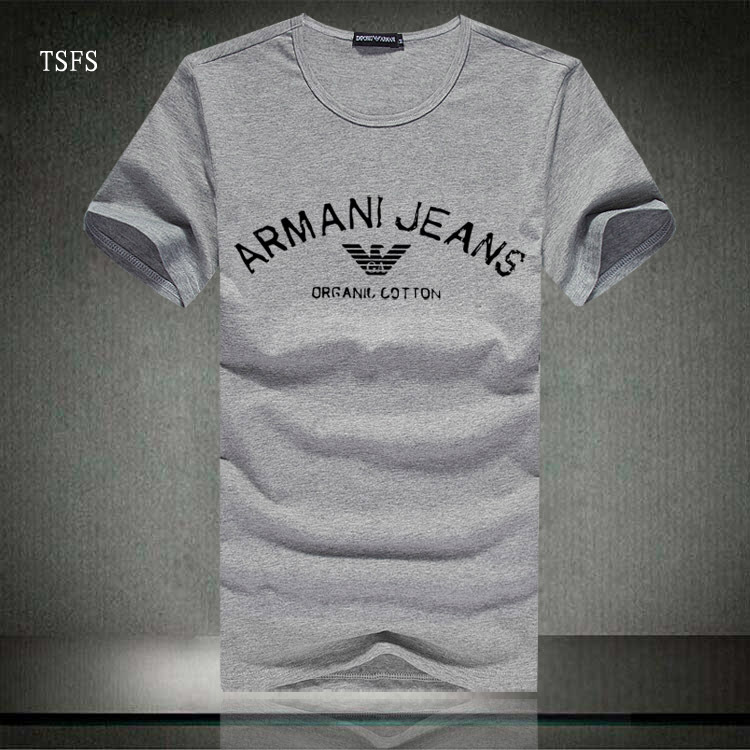tee shirt armani 2015 tee shirt homme original t shirt de marque homme. Black Bedroom Furniture Sets. Home Design Ideas
